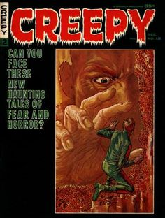 Cover for Creepy (1964 series) #12