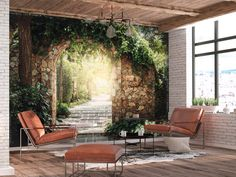 Vliesová tapeta pro milovníky luxusu. Jedinečný 3D efekt sluší každému interiéru a pohltí vás svojí realitou. Sunnies, Outdoor Decor, Dom, Harry Potter, Houses, Home Decor, Products, Luxury, Nature