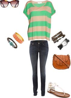 Casual Tuesday, created by katieruth00 on Polyvore