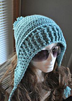 Ravelry: Tallulah Tassel Hood by CassJames Designs