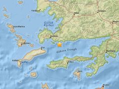 Wednesday, Aug. 09, 2017: A magnitude 5.3 earthquake has hit an area near the popular holiday resort of Bodrum in Turkey, the US Geological Survey has reported. The quake struck 15km (about nine miles) southeast of the Aegean…