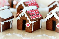 Gingerbread House | Decorated Cookies