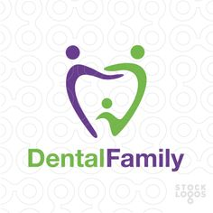 A nice logo interpreting a Family(Father, Mother & Child) forming a teeth shape..This logo would be good for dental related business..Key Ideas: dentist, oral health, dentures, gum, implants, smile, tooth, teeth, dentist, dental, tooth, natural, organic, leaf, leaves, tree, vine, eco, ecology, teeth,dentistry, denture, toothbrush, cavity, chewing, fluoride, gums, health, healthy, hygiene, incisors, molar, mouthwash, plaque, sealant, smile, seaside, orthodontia orthodontic
