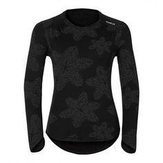 VALLEE BLANCHE warm base layer shirt