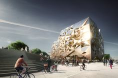 Utopia Arkitekter AB - Project - Juvelen the winner in Uppsala