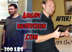 My name is Yossif and I've lost over 100lbs. You can change your life TODAY! Read about my story and approach: http://angrynutrition.com/how-to-get-healthy-start-here/  Check out my series of helpful how-to's:  Learn about the Paleolithic/caveman approach: http://angrynutrition.com/weight-loss-using-ancient-genes-paleo-101/ Control your appetite and burn fat easily with Keto: http://angrynutrition.com/keto-101-how-you-can-burn-fat-without-trying-2/