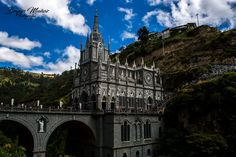 Santuario de Las Lajas on Behance