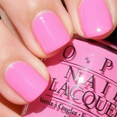 OPI Short Story Lt3 Nails Polish Opi Pink Manicure