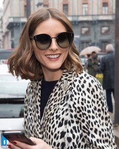 Olivia Palermo at Milan Fashion week - February 22, 2018