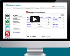 CloudPassage provides central management for cloud security that spans firewall automation, file integrity, authentication (multifactor), configuration, accouts, events, APIs, and vulnerability scanning.  Currently used by Foursquare among others this product is up and coming and assuages the concerns of many cloud enthusiasts who want to get the security discussion around cloud services under control.