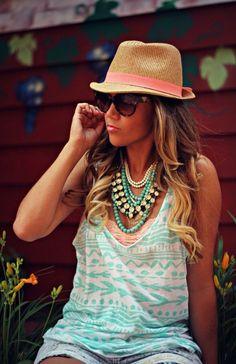 How to Wear a Statement Necklace | Glam Radar