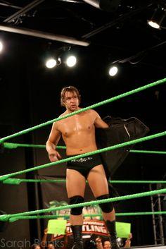 Dean Ambrose (Jon Moxley) #FCW