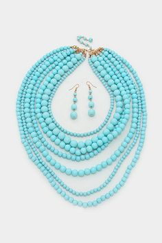 Women's Statement Fashion Necklaces | Crystal Jewelry & Accessories | Emma Stine Limited Jewelry Ideas, Jewelry Box, Jewelry Accessories, Jewelry Necklaces, Beaded Necklace, Fashion Necklace, Fashion Jewelry, Fashion Sites, Affordable Jewelry