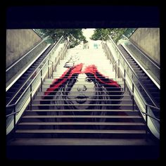 @SWAB ART FAIR | SWAB STAIRS | Webstagram - the best Instagram viewer