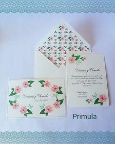 Invitaciones de boda en tamaño C5, pintadas a mano.