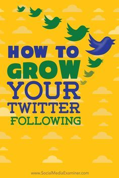 How to Grow Your Twitter Following: IFTTT; Trends; Responses; Thanks; Quotes; Embed; Apps; Giveaway; Consistency; Hashtags; Chats; Share; Q&A; Promote; Have fun; Details.