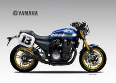 Yamaha Xjr 1300, Bike Pic, Flat Tracker, Savile Row, Motorcycle Design, Honda Cb, Unique Cars, Royal Enfield, Trx