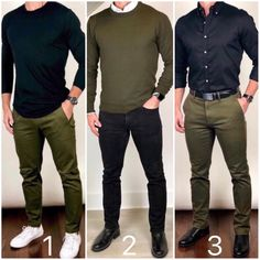 style You are in the right place about Business Casual teacher Here we offer you the most beautiful pictures about the Business Casual simple you are looking for. When you examine the style part of th Business Casual Attire For Men, Casual Wear For Men, Business Outfits, Business Formal, Professional Attire, Business Fashion, Stylish Mens Fashion, Suit Fashion, Fashion 2018