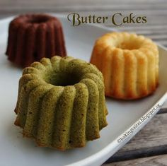 Baking Taitai 烘焙太太: Highly recommended Butter Cake (Famous Mrs NgSK) 强...