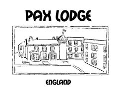 Pax Lodge colouring sheet