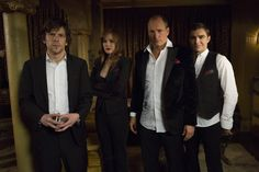 Now You See Me Stills: Introducing the Four Horsemen