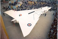 Avro Arrow (RL-201) (rollout October 4, 1957)