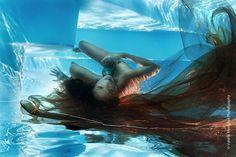 """Antartica"" by Valerie Morignat Underwater Photography, Marines, Angel, Portrait, People, Photos, Animals, Inspiration, Image"