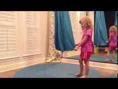 Sample Video on Kids Aerial Yoga Demo Page at Yogapeutics.com: Monkey Hang - YouTube