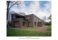 MIES VAN DER ROHE, 1928 - Villa du Dr Esters à Krefeld