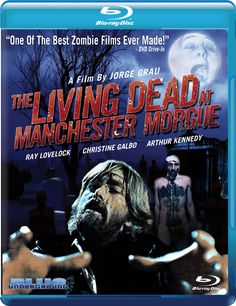 Amazon.com: The Living Dead at Manchester Morgue [Blu-ray]: Ray Lovelock, Christine Galbo, Arthur Kennedy, Jorge Grau: Movies & TV