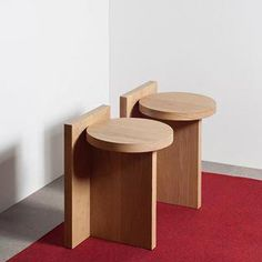 ideas for modern wooden furniture stools Modern Wooden Furniture, Minimalist Furniture, Plywood Furniture, Furniture Projects, Cool Furniture, Furniture Design, System Furniture, Furniture Buyers, Furniture Dolly