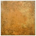 Merola Tile Avila Cotto 12-1/2 in. x 12-1/2 in. Ceramic Floor and Wall Tile (17.22 sq. ft. /case), Cotto/Low Sheen