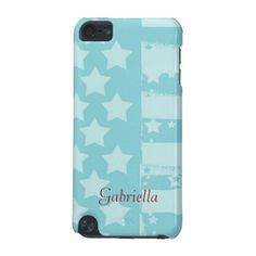 Stars and Stripes iPod touch 5th gen case