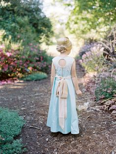 Flower girl in blue: http://www.stylemepretty.com/little-black-book-blog/2014/04/23/20-ideas-for-your-something-blue/