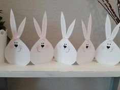 Easy Crafts For Kids, Diy For Kids, Diy And Crafts, Felt Crafts, Easter Crafts, Diy Easter Decorations, Inspired Homes, Happy Easter, Something To Do