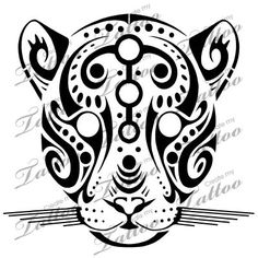 Tattoo Tribal Jaguar #14846 | CreateMyTattoo.com Custom Tattoo, Jaguar ...
