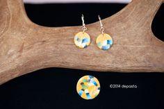 Arracades - Pendientes - Earrings #polymerclay #necklace #summer