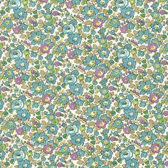 Libertad tela Tana césped otoño invierno 2013 colección Betsy Ann azul medio yarda