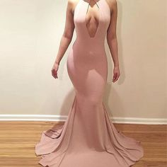 Sexy Stretch Satin Mermaid Party/Formal Dresses 2017