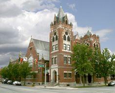 Broadway Christian Church  Fort Wayne, IN