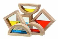 Amazon.com: Plan Toy Water Blocks. Preschool gift ideas