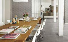 #iris #calx #grigio #carrelage #gris #table #chaise #chair #deco #zen #grey #design #quality