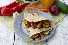 wrap Russian Recipes, Tacos, Mexican, Menu, Treats, Ethnic Recipes, Food, Polish, Cilantro