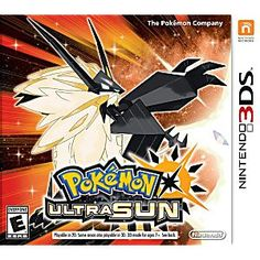 Pokemon Ultra Sun & Ultra Moon for the Nintendo are the second paired titles of Gen VII. They were released worldwide on November 2017 after being initially announced during a Nintendo Direct Broadcast on June Pokemon Moon, Pokemon Nintendo, Pokemon Solgaleo, Pokemon Games, Pokemon Fusion, Naruto Games, Nintendo 2ds, Nintendo 3ds Games, Nintendo Switch