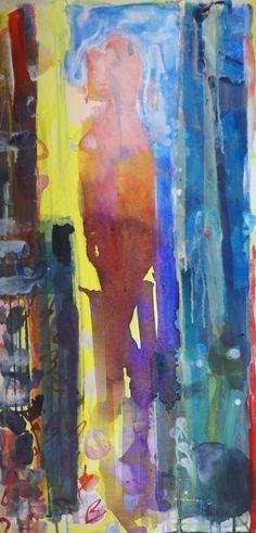 "Tim Smith; Painting, ""Valentine"""