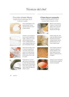 Libro de Cordon Bleu sobre pasteleria