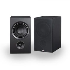 A timeless two-way bookshelf speaker with a woofer, the in the new Alpha Series allows you to transform your system with pristine sound. Polk Speakers, Monitor Speakers, Bookshelf Speakers, Bookshelves, 1. Tag, Surround Sound Systems, Audio, Amazon Deals
