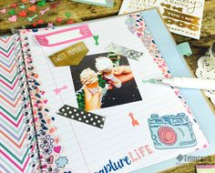 Scrapbooking Made Easy with the Brand New La De Dah Releases - Trimcraft