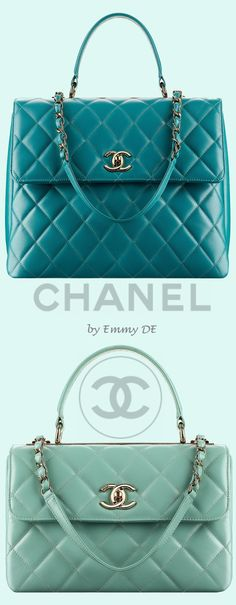 Emmy DE * Chanel Bag Collection SS 2015