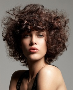 bedhead curls